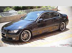 raychak's 2007 BMW 330i BIMMERPOST Garage