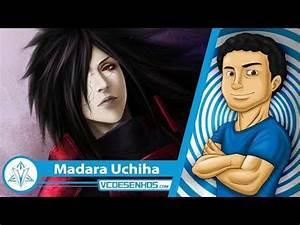 Desenhando O Itachi Uchiha Naruto Shippuuden Doovi