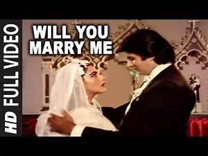 Will You Marry Me Video