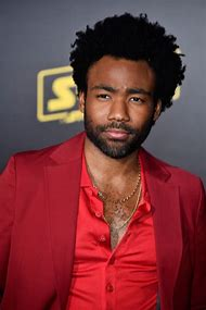 Donald Glover Stevie Wonder