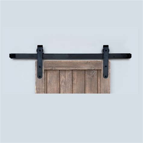 sliding cabinet barn door hardware acorn manufacturing designer barn door rolling hardware