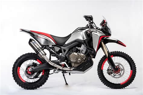 Oh My! The Honda Africa Twin Enduro Sports Concept