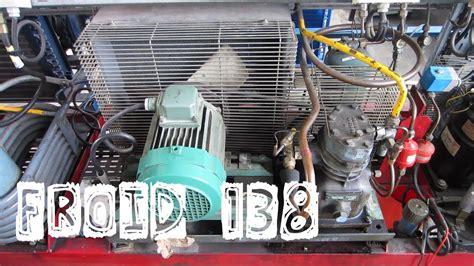 compresseur chambre froide froid138 découverte d 39 une machine frigorifique avec