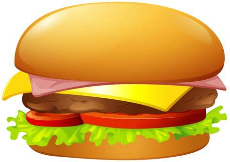 Hamburger Clipart - hamburger clipart 2978 free clipart images clipartwork