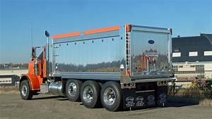 Aluminum Dump Truck Bodies