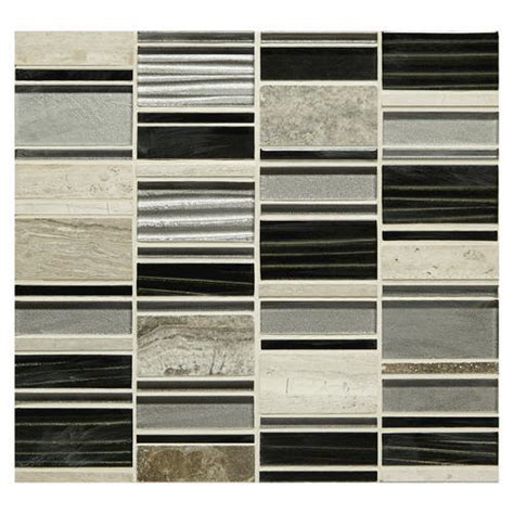 glass backsplash tile menards phase mosaic wall glass tile 12 quot x 12 quot at menards 174