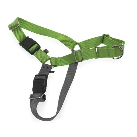 easy walk harness easy walk nylon harness by premier green apple at baxterboo