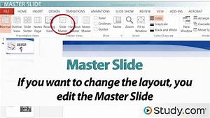 powerpoint template vs slide master image collections With how to create a master template in powerpoint