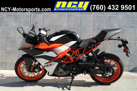 Gambar Motor Ktm Rc 390 by New 2018 Ktm Rc 390 Motorcycles In San Marcos Ca