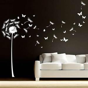 1000 ideas about wandtattoo pusteblume on pinterest With markise balkon mit tapete mit pusteblume