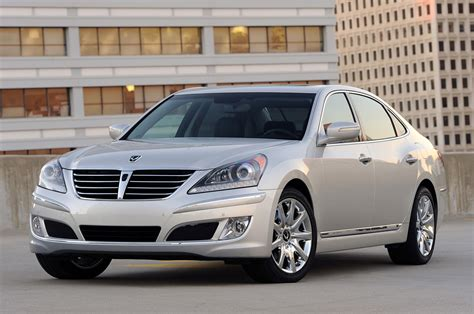Hyundai Equus Reviews by 2011 Hyundai Equus Ultimate Review Photo Gallery Autoblog