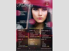 Promo Día de la Mujer Paloma Peluquería