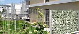 Mur De Cloture En Gabion : clotures mur en gabion pose de cl tures portails ~ Edinachiropracticcenter.com Idées de Décoration