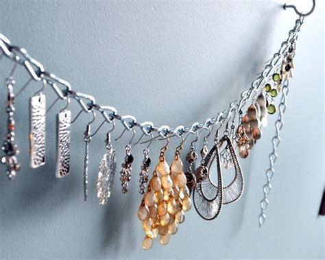 fabriquer un porte bijoux 1001 id 233 es simple et pratique le porte boucle d oreille maison