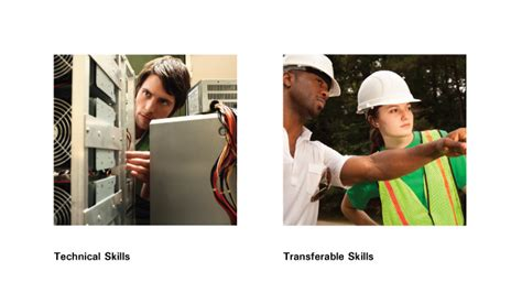 Technical And Transferable Skills How Do They Differ