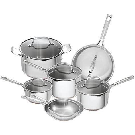 compare price emeril cookware  copper  statementsltdcom