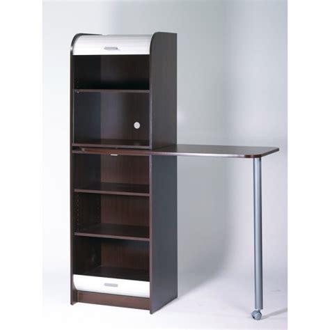 cuisine tele table cuisine avec rangement table cuisine haute avec
