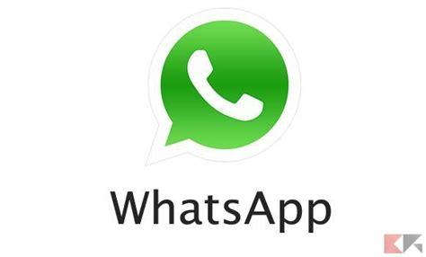 nascondere notifiche di un contatto o gruppo su whatsapp chimerarevo