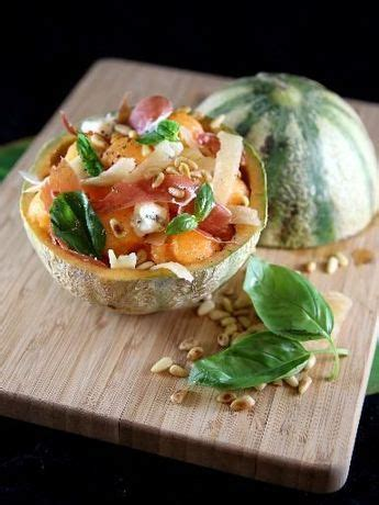 salade de melon  litalienne recette salade melon