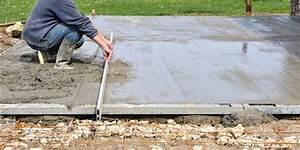 Temps De Sechage Dalle Beton : d coration de la maison sechage dalle beton abri jardin ~ Premium-room.com Idées de Décoration