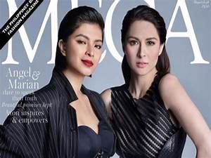 'Darna meets Darna': Marian Rivera and Angel Locsin join ...