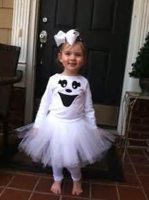 Ghost Girl Halloween Costume
