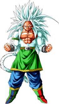 Goku Super Saiyan God 5
