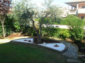 Aiuole con sassi giardino un design accattivante