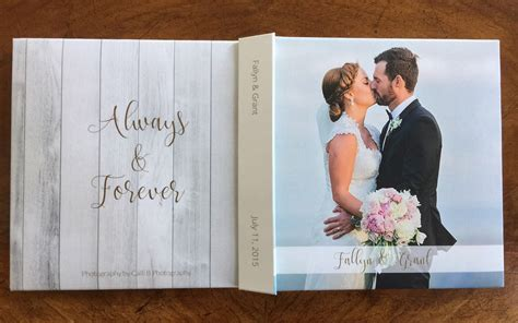a wedding album diy wedding photo books make beautiful wedding photo books