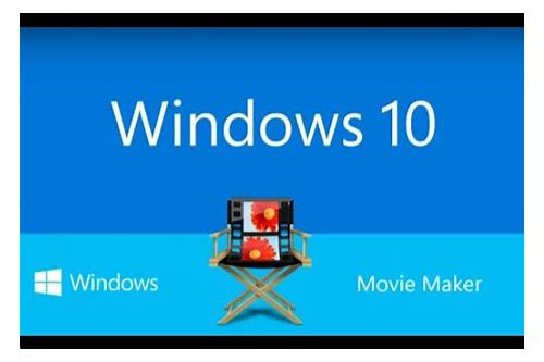 nuevo windows movie maker descargar gratis mega