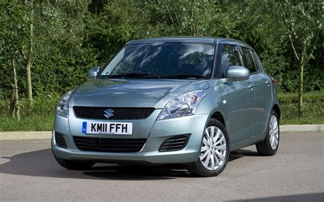 Suzuki Swift Ddis 2011 Widescreen Exotic Car Wallpapers