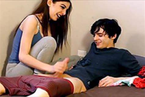 teen caught her roommate sniffing her panties fuqer video