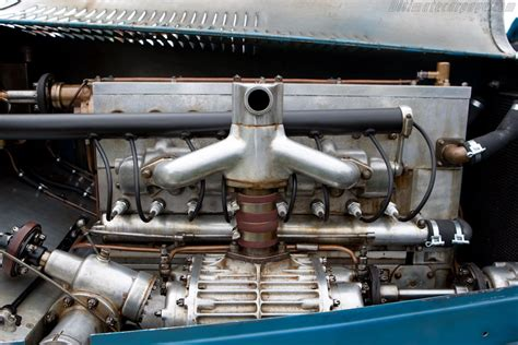 Bugatti Type 35B - Chassis: 4863 - Entrant: William E ...