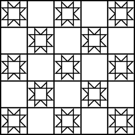 quilt block coloring pages coloring pages
