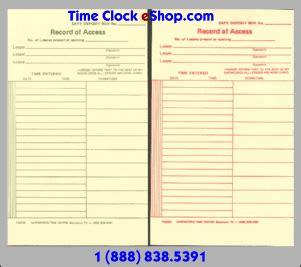 safe deposit box access forms time card safe deposit box time clock card