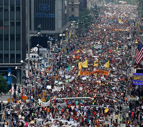 Breaking Newsstream: WE DID IT!! Largest. Climate. March ...