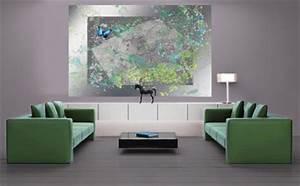 Toile Deco Salon : d coration murale design poster xxl sur papier peint ou toile belmon d co ~ Teatrodelosmanantiales.com Idées de Décoration