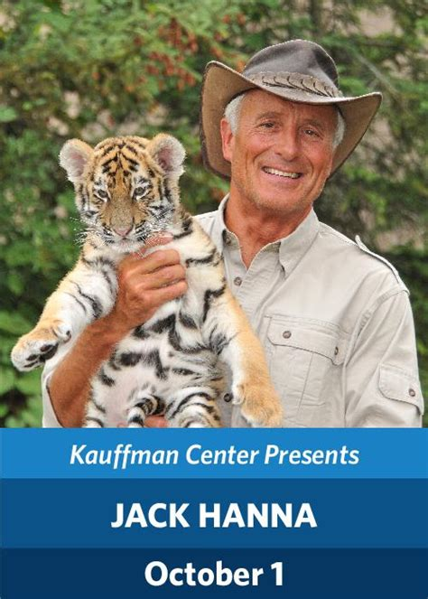 Kauffman Center Presents- Jack Hanna's Into the Wild Live ...
