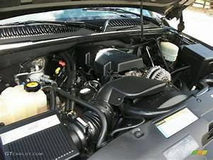 2000 Chevrolet Silverado 2500 Ls Extended Cab 4x4 Engine