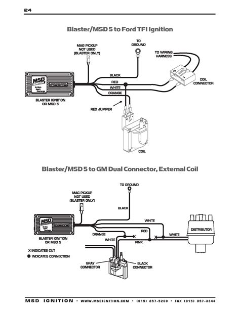 Hei Distributor Wiring Schematic Free Diagram