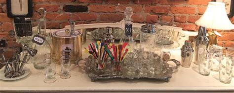 Buy Vintage Barware In Michigan