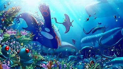 Pokemon Cool Wallpapers Sea Pixelstalk