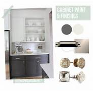 Painted Kitchen Cabinets Before And After Grey by Before And After Home