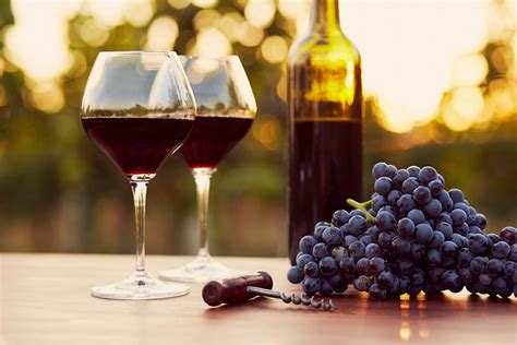 benefits  red wine red wine recipes vegetarian times