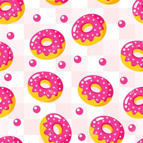 Donut Background Pink Donuts Background Www Pixshark Images