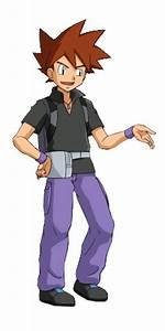 Pokemon Trainer Gary Oak Images   Pokemon Images