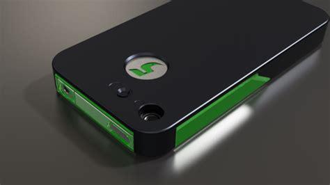 Kickstarter Flashr Wants To Make The Iphone's Bezel A