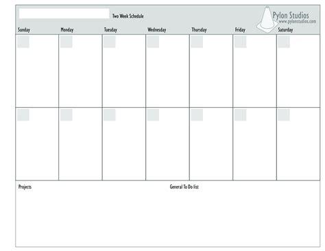 week calendar templates  allbusinesstemplatescom