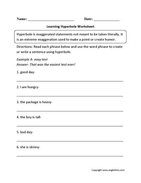 13 best images of personification printable worksheets personification simile and metaphor