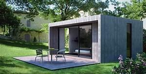 Chalet De Jardin Contemporain : les nouvelles cabanes sortent du bois le lab id es ~ Premium-room.com Idées de Décoration